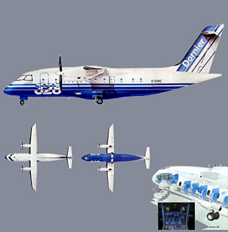 Grafik Dornier do 328